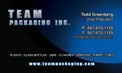 Team Packaging front  TODD