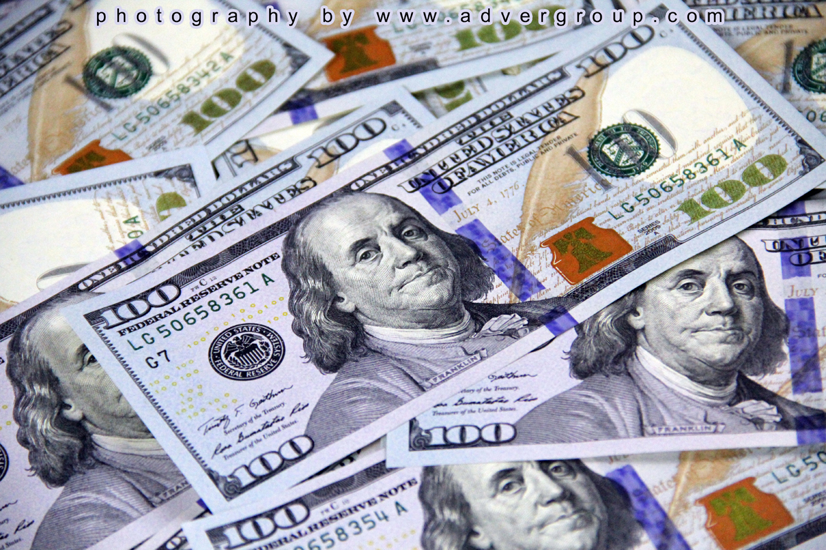 License Free Money Images $100 Bills, One Hundred Dollar Bills