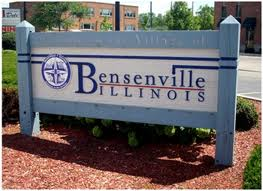 Village of Bensenville Web Design