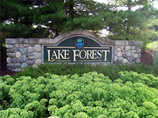 Lake Forest Website Desgn