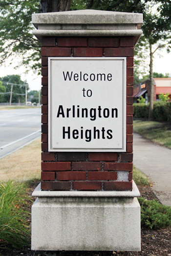 Village of Arlington Heights Web Design