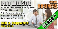 web-design-small-business-package