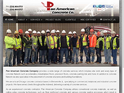 small-WEB DESIGN contractor PAN AMERICAN 001