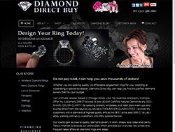 small-WEB DESIGN ecommerce DIAMOND DIRECT