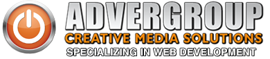 AdverGroup Website Design Logo